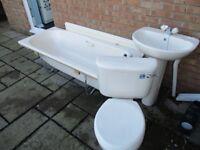 Bathroom Suite - Ideal Standard