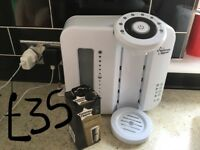 Perfect prep machine with brand new filter( worth £15)