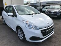 2015/65 PEUGEOT 208 1.0 ACCESS A/C 5DR AN EXCELLENT CONDITION SUPPLIED WITH NEW MOT