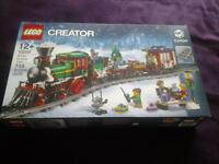 Lego Christmas Holiday Train Set 10254 Brand New in Unopened Box