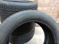 FREE four winter tyres