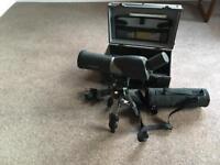 Spotting field telescope