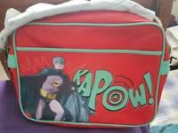 Batman messenger bag