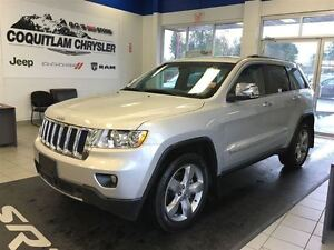 2013 Jeep Grand Cherokee Limited Leather Loaded Navigation Enter