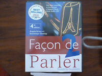 French for Beginners level 2 - book and CDs