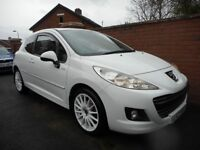 2011 peugeot 207 14 hdi{20 pounds tax,finance,warranty ava,just serviced}