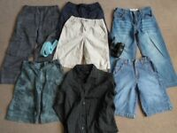 Kids Shorts & Jeans Age 7 years