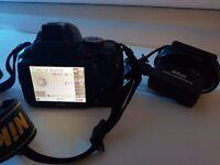 Nikon D3000 body + EU charger. Perfect Condition.