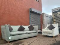 DFS Fabric sofa set delivery 🚚 sofa suite couch furniture