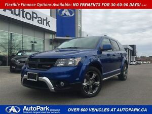 2015 Dodge Journey Crossroad ONLY 12634KM| COMPANY CAR| 7 PASS|