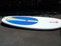 """RED 10'8"""" x 34"""" Inflatable Stand Up Paddleboard"""