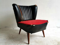 Vintage mid century Iconic Bartholomew Chair