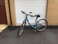 Ladies bicycle, Exeter