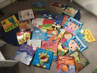 Large bundle of good condition books