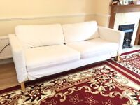 2 SEATER SOFA very good condition