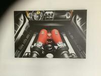 Picture Ferrari engine