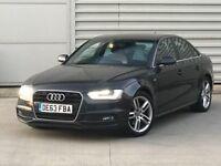 2013 63REG Audi A4 2.0 TDI S line 4dr SALOON DIESEL**GOOD SPEC** NOT A5 A6 BM...
