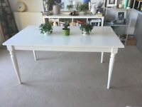 Dining Table (white)