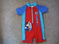 UV Swim Suit (9-12 Mths)