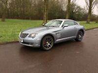 54 CHRYSLER CROSSFIRE AUTO AUTOMATIC GENUINE 55K 3.2 MERCEDES POWERED 215BHP COUPE 10 MOT £3495