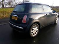 MINI Hatch 1.6 Cooper 3drwith GLASS ROOF 12 MONTHS MOT ALLOY WHEELS