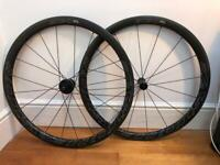 Easton EC90 SL Carbon wheelset - 38mm depth