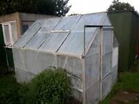 Greenhouse house