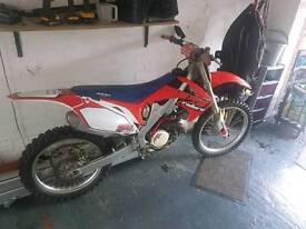 Crf450 injection 2010