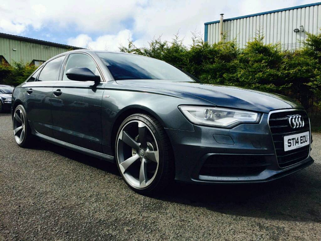 2014 audi a6 s line in londonderry county londonderry gumtree. Black Bedroom Furniture Sets. Home Design Ideas