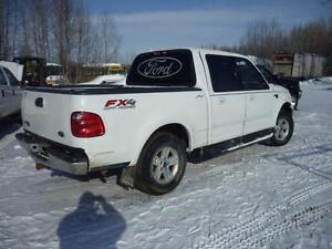 Parting out 2003 Ford F150 Edmonton Edmonton Area image 1