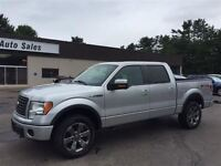 2011 Ford F-150 FX4 CREW CAB, SUNROOF!4X4, FINANCE NOW!