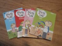 CHARLIE AND LOLA DVD collection