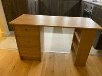 Barely used desk