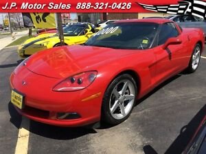 2007 Chevrolet Corvette Automatic, Leather, Only 13,000km
