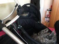 Quinny Buzz Pushchair/Pram & Maxi-cosi car seat