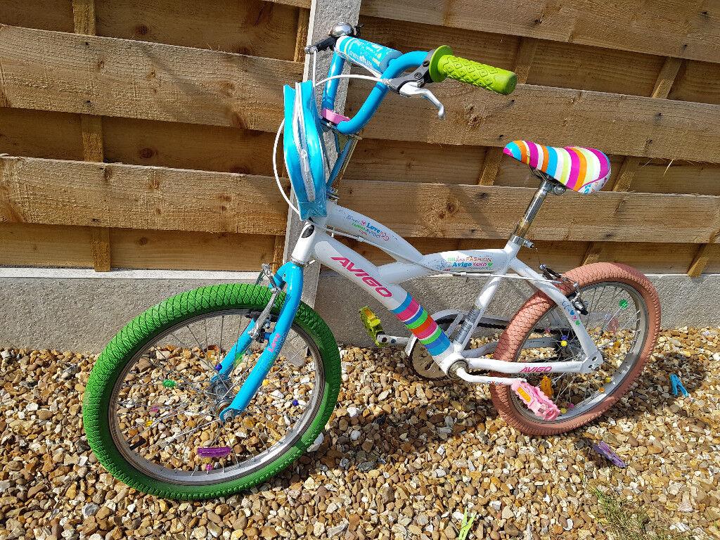 Girls Bike 7 - 10