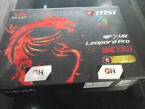 Store Sale - MSI GP72VR Leopard Pro-284 17.3 Gaming Laptop i7, 16gb RAM, 512GB SSD + 1TB HDD Brand New Sealed