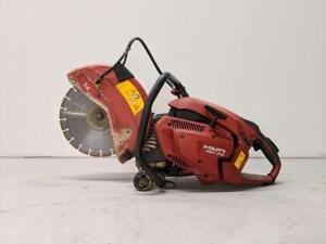 HOC HILTI DSH700 CONCRETE SAW QUICK CUT CUT OFF SAW + FREE SHIPPING + 30 DAY WARRANTY