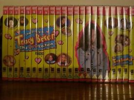 Tracy Beaker DVD collection