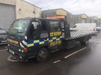 *** Isuzu tilt and slide recovery swap px car van ****