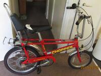 Raleigh Chopper MK 3 Bicycle