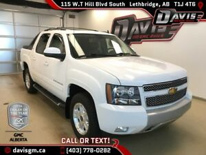 Used 2011 Chevrolet Avalanche LT-Leather, Sunroof, Rear View Cam