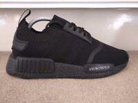 *Adidas NMD R1 Triple Black Japan uk8 Freepost*