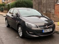 MUST SEE!! PRICE REDUCED!! 2013 VAUXHALL ASTRA HATCHBACK SPECIAL EDITION 5 DOOR HPI CLEAR
