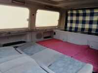 Camper 4/5berth fully converted with lots of extras