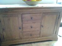 Sideboard in Light Oak