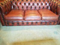 Chesterfield sofa, chesterfield chair