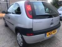 VAUXHALL CORSA CLUB 12V / SERVICE HISTORY / GREAT CONDITION / LOW INSURANCE/ AUX / £775