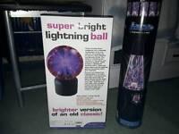 MUST GO ASAP - Plasma Ball & Lava Lamp