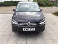 PCO 2013 Volkswagen Sharan 6 speed auto start/stop bluetech